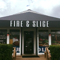 Fire & Slice Building Front Pic
