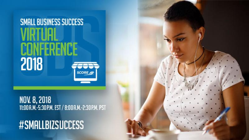 SCORE Virtual Small Business Success Conference PIC